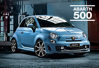 Location ABARTH 500 Eure
