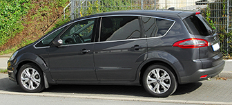 Location FORD S-Max Vienne