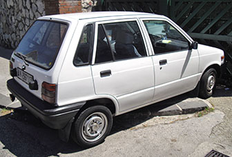 Location MARUTI 800 Charnay-lès-chalon