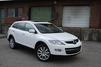Location MAZDA CX-9 Seine-saint-denis