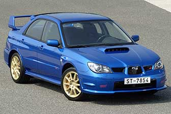 Location SUBARU Impreza Noisy-le-sec